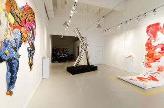 From Venice to Miami, installation view