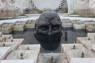 MONUMENTAL SCULPTURES, installation view
