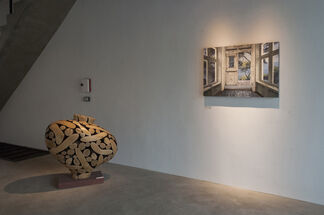 Pontone Gallery Taiwan   Matteo Massagrande   Lights of silence, land and sea 沈默的光線, 土地與海洋, installation view