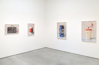 Ulrich Wüst: Stadtbilder | Nachlass, installation view