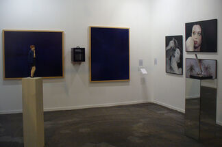 Deweer Gallery at ARCOmadrid 2015, installation view