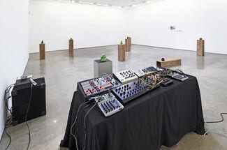 David Horvitz: Maranasati, installation view