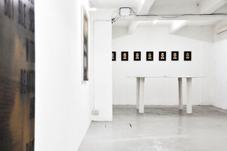 off the grid, installation view