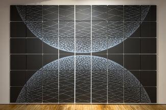 David Brown, installation view