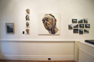 Happy Days on the Leisure Coast, installation view