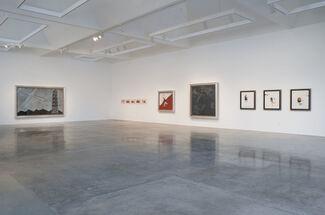 David Lynch, New Works, installation view