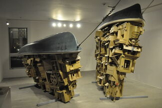 Alfredo & Isabel Aquilizan - Habitation Another Country, installation view