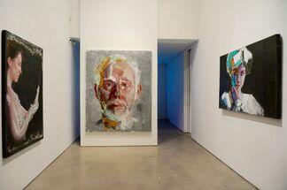 Piet van den Boog   The Alchemist, installation view