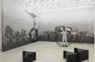 Firm Foundations   Jasmina Cibic, installation view