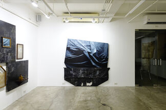 The Past as an Unknowable Landscape, installation view