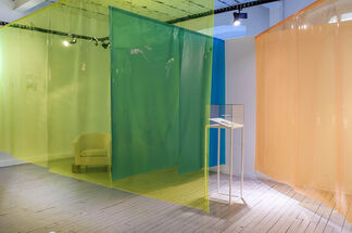 History In Lowercase, installation view