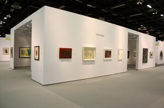 Galerie Schwarzer at Art Cologne 2016, installation view