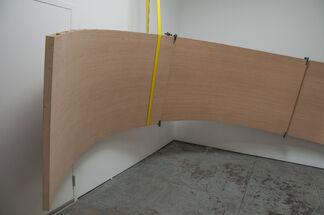 Jasmin Blasco and David Okum, SKY - CHU /ʃu/, installation view