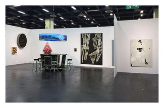 VAN HORN at Art Cologne 2016, installation view