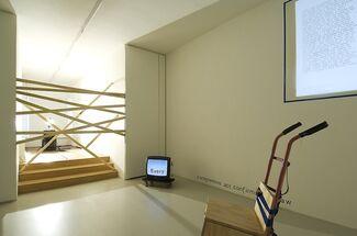23 Kilograms, installation view