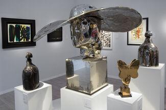 Opera Gallery at BRAFA 2019, installation view
