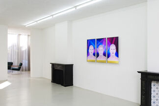The Theory of Freedom II by Bjørn Melhus, installation view