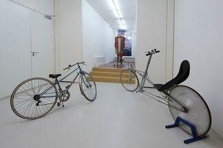 Oskar de Kiefte & Ejderkan A Tastekin, installation view