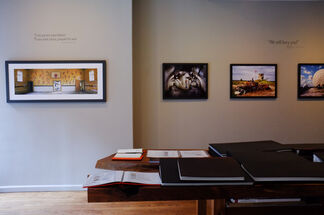 Martin Roemers - Relics of the Cold War, installation view