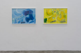 Lin Yi-Hsuan & Chen Ching-Yuan: Gestures - Until the Eyes of the Island, installation view
