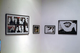 TRABAJOS - Benjamin Marambio, installation view