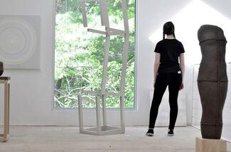J.T. Gibson     Jung Hur     Jeff Kellar, installation view