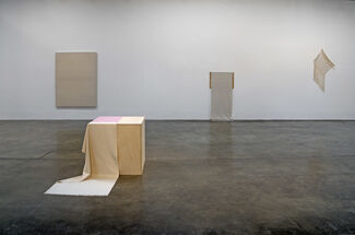 Material and its Making by Frances Trombly, installation view