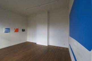 Marius Lut & Bas Schevers, installation view