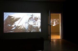 Haunted Home with Marc Aschenbrenner, Bjørn Melhus & Stacey Steers, installation view