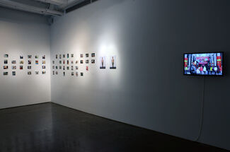 Li Liao: Attacking the Boxer from Behind is Forbidden, installation view