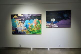 Kim Seo-jin Solo Exhibition, installation view