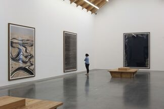 Andreas Gursky: Landscapes, installation view