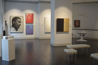 Contemplate, installation view