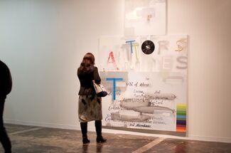 Craig Drennen, [Dramatis Personæ], installation view