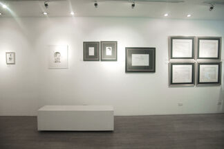 Fundamentals: Drawings from Modernists and Contemporary Masters, installation view