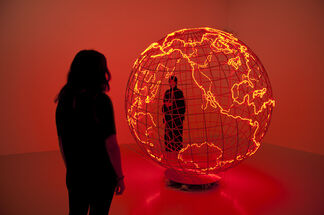 Mona Hatoum: Turbulence, installation view