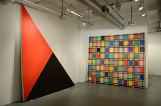 Mark Dagley: Structural Solutions, installation view