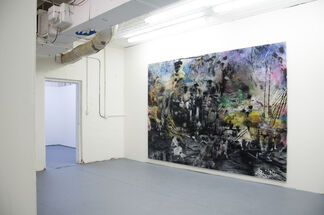 CROSSING THE LINE - Anthony Keith Giannini, installation view