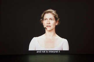 Double Life, installation view