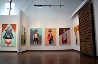 Electropop: Kaitlin Ziesmer & Robin 1000, installation view