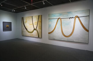 Self-Sustained, Artworks by Zhang Enli, installation view