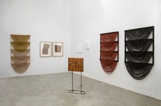 Central Galeria at Latitude Art Fair, installation view
