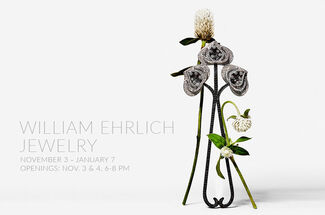 William Ehrlich Jewelry, installation view