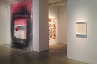 Museum Imagined - curated by Lilly Wei, installation view