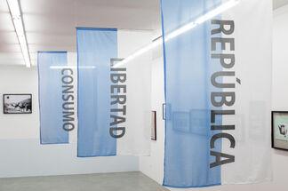 PATRICIO LARRAMBEBERE Y EDUARDO MOLINARI | República, Libertad y Consumo, installation view