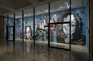 When the Animals Rebel, installation view