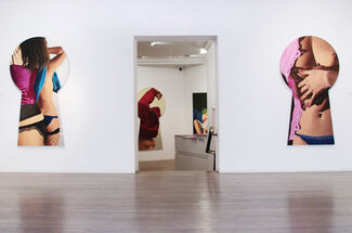 Gérard Schlosser, installation view