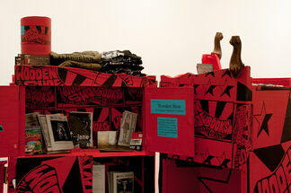 if i can't dance to it, it's not my revolution, installation view