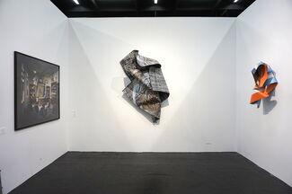 Galerie Klüser at Art Cologne 2017, installation view