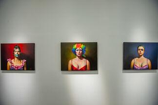 """On Adornment"", installation view"